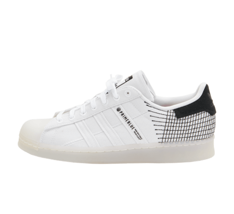 Adidas Superstar Primeblue Chalk White/Footwear White-Core Black