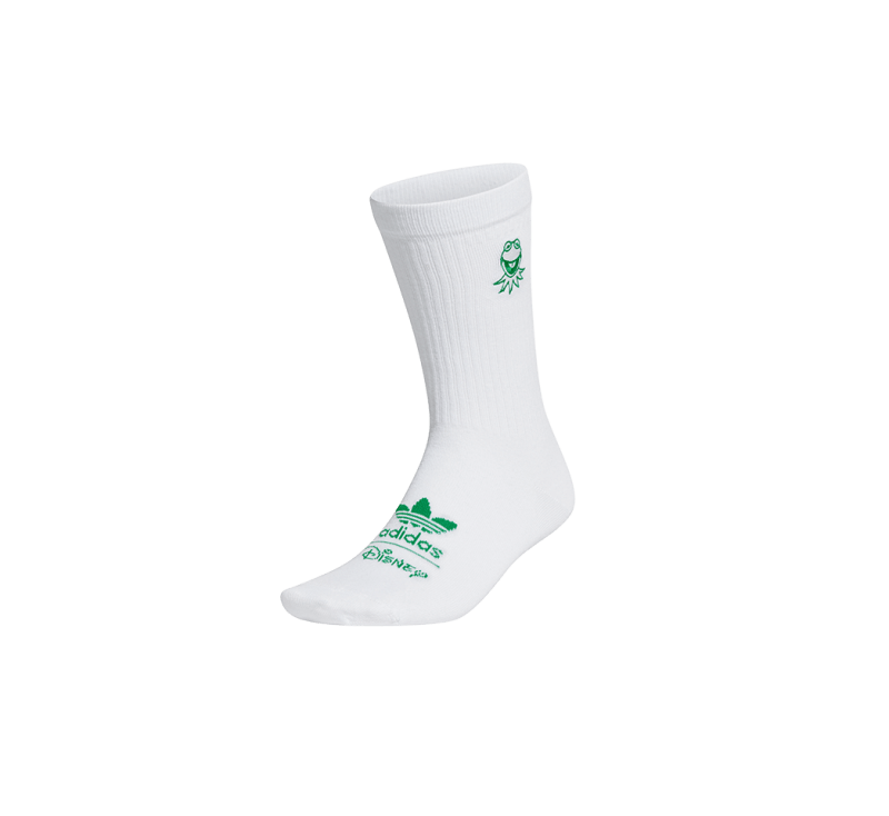 Adidas Kermit Socks White/Green