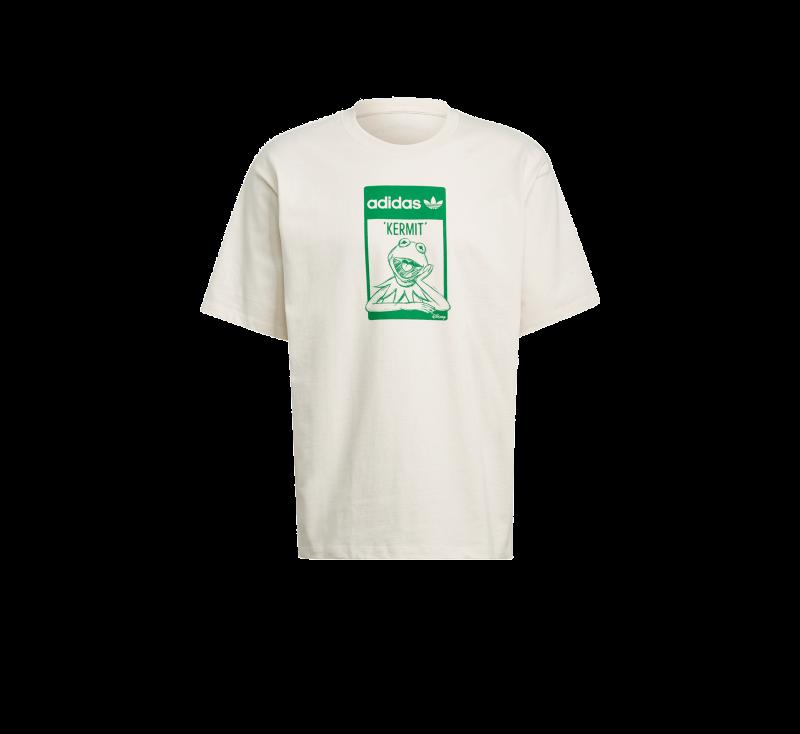 Adidas Kermit Tee Non-Dyed
