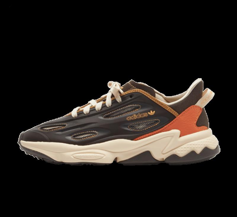 Adidas Ozweego Celox Dark Brown / Halo Ivory / Hazy Copper