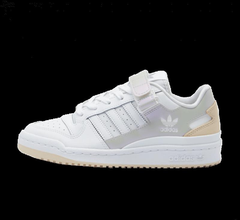 Adidas Womens Forum Low Footwear White / Wonder White