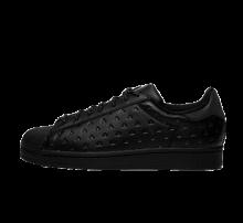Adidas x Pharrel Williams Superstar Core Black