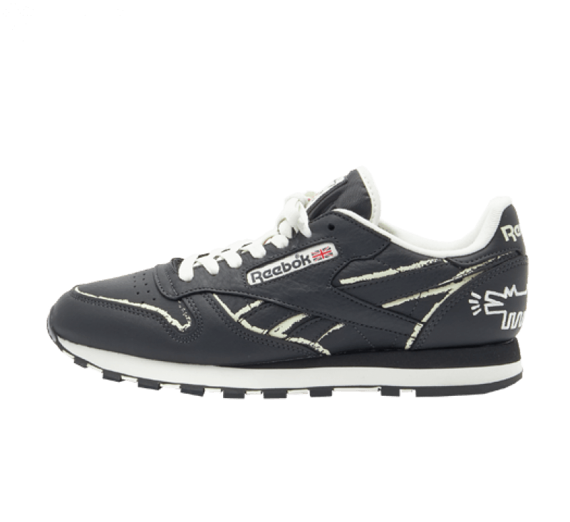 Reebok Classic Leather Keith Haring / Purgry / Chalk