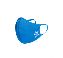 Adidas Face Cover 3-Pack Blue Bird