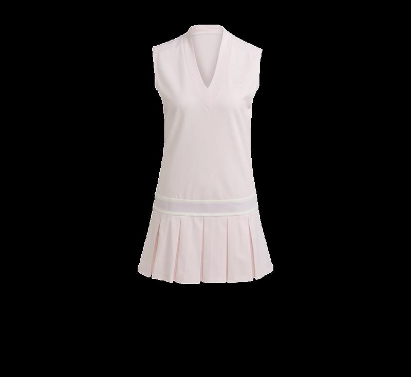 Adidas Women's Tennis Dress Pearl Amethyst