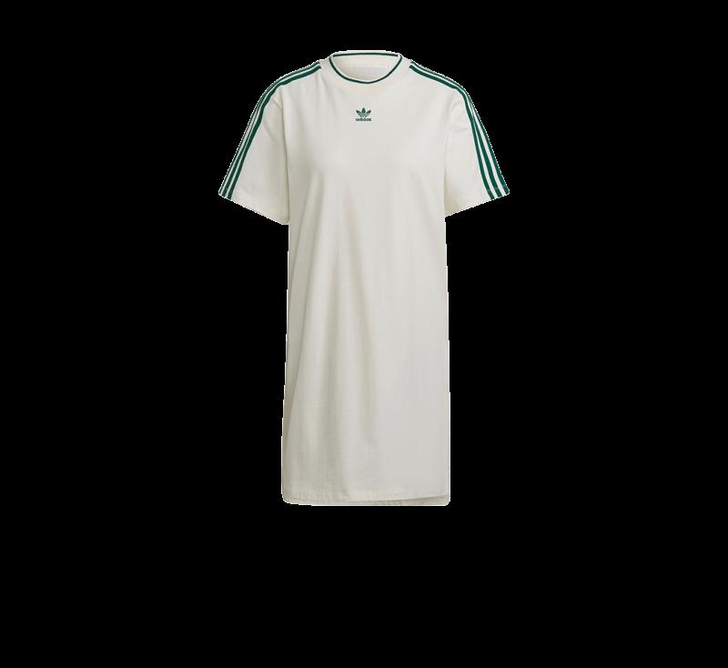 Adidas Women's Tee Dress Tennis Luxe Pack Off White