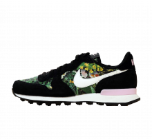 Nike WMNS Internationalist PRM Black/Summit White-Prism Pink