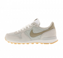 Nike WMNS Internationalist Pale Grey/Khaki-Summit White