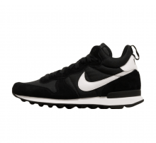 Nike Internationalist Mid Black/White-White