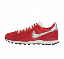Nike Internationalist University Red/Metallic Silver