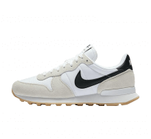 Nike WMNS Internationalist Summit White/Black-Gum Yellow