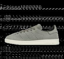Adidas Stan Smith LEA Sock translucent Carbon/Off White