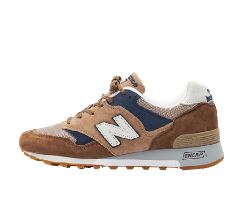 New Balance Made in England M577SDS Brown / White