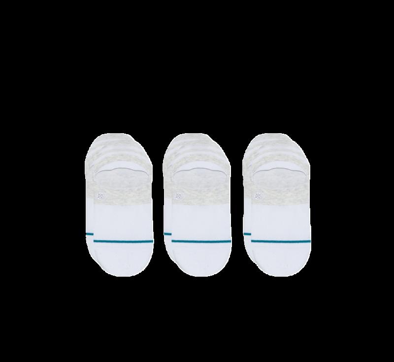 Stance Gamut 2 3-Pack Socks White