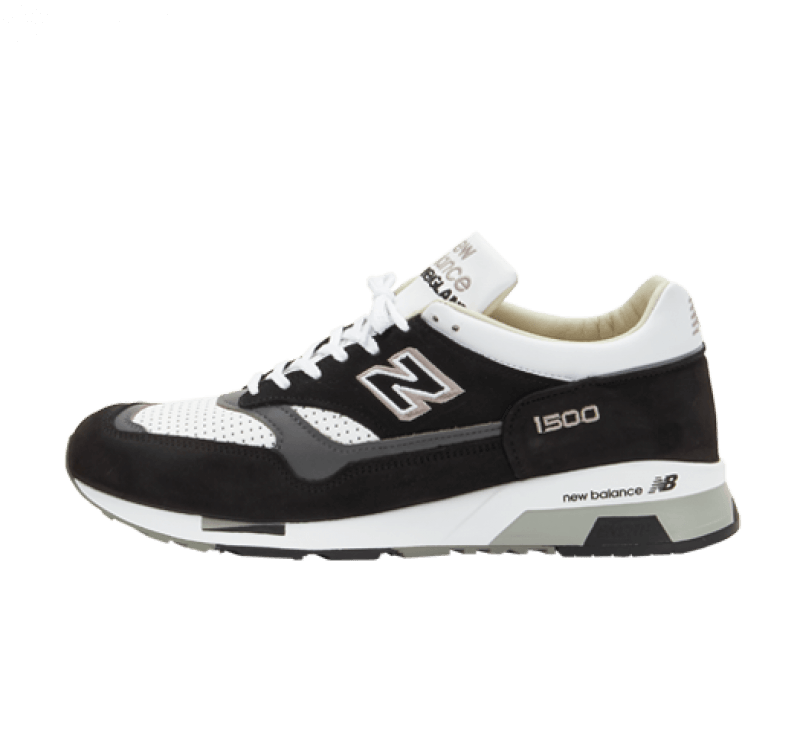 New Balance M1500KGW Black/White Made in England