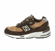 New Balance M991DBT  Brown
