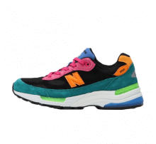 New Balance M992RE Tidepool/Pink Made in USA