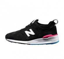 New Balance M997 VB2 Black / Pink Glo
