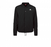 New Balance Essential Winter Coaches Jacket Black/White