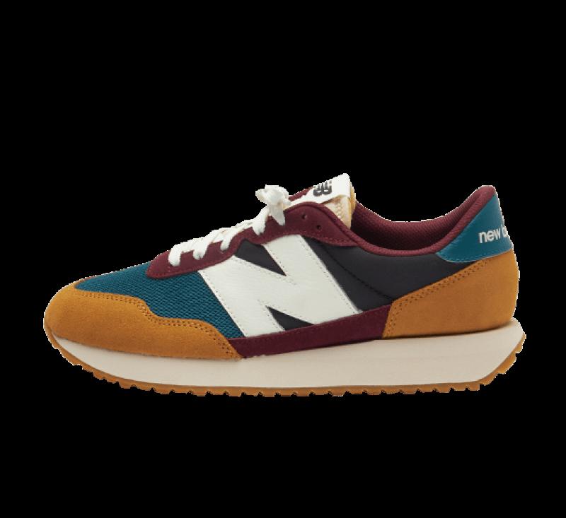 New Balance MS237HR1 Brown/Burgundy