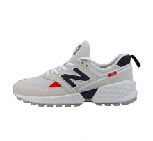 New Balance MS574 GNC White/Navy