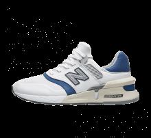 New Balance MS997HGD White