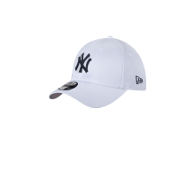 New Era 940 League Basic NY Yankees White/Black