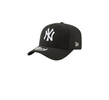 New Era Stretch Snap 9FIFTY NY Yankees Black/White