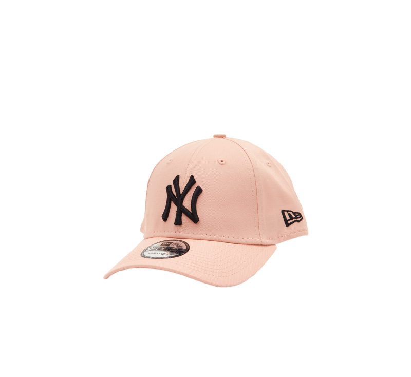 New Era League Essential 940 NY Yankees Pink/Black