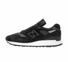 New Balance Made in the USA M998TCB Black/White