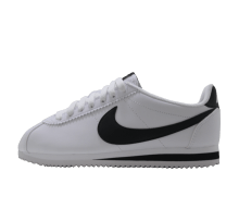 Nike Women's Classic Cortez Leather White/ Black-White