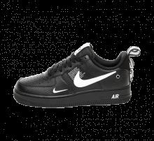 Nike Air Force 1 '07 lv8 Utility Black/White Black Tour Yellow