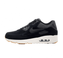 Nike Air Max 90 Ultra 2.0 Leather Black/Light Bone-Gum