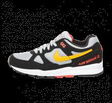 Nike Air Span II Black/Yellow Ochre-Wolf Grey