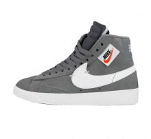 Nike Women's Blazer Mid Rebel Cool Grey/Summit White-Dark Grey