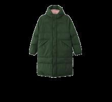 SHU Women's Reversible Jacket Green/Pink