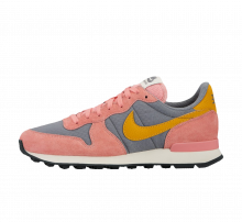 Nike WMNS Internationalist Cool grey/gold dart-bright melon-sail