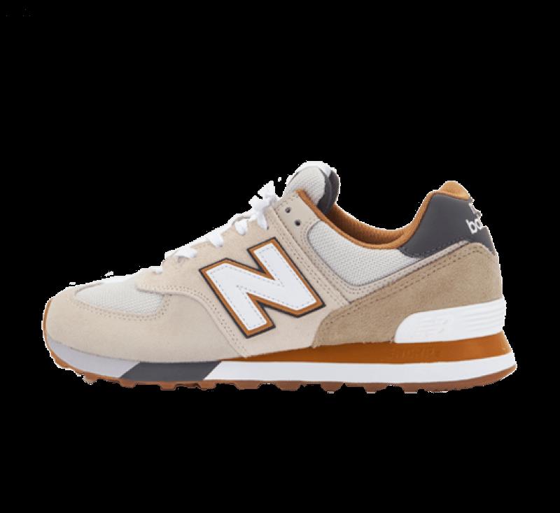 New Balance ML574PO2 Tan/Brown