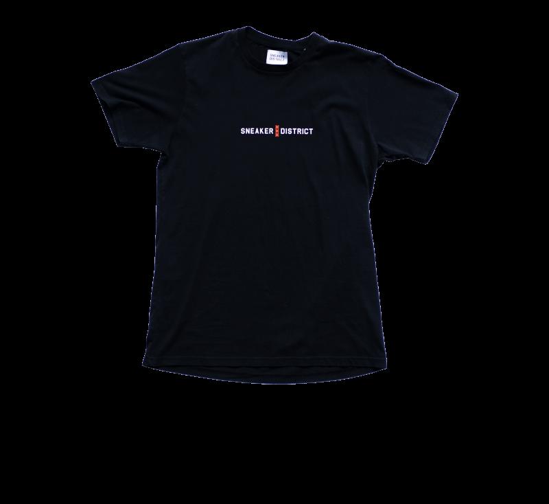 Sneaker District Crosses T-Shirt  Black