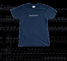 Theforgivenessfoundation Crosses T-Shirt Navy