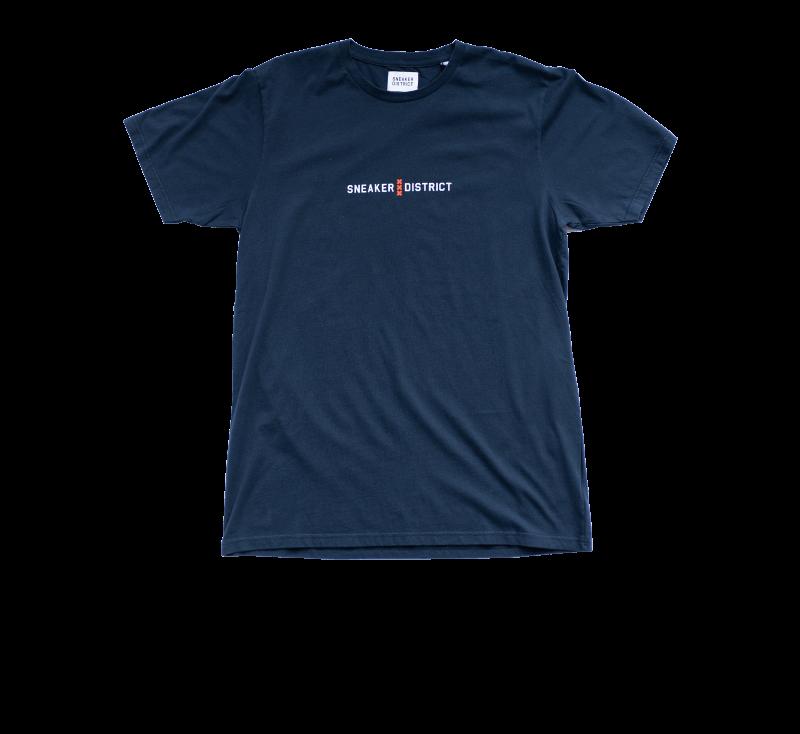 Sneaker District Crosses T-Shirt Navy