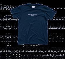 Theforgivenessfoundation Amsterdam T-Shirt Navy