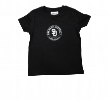 Theforgivenessfoundation Kids T-Shirt Black