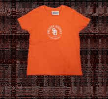 Theforgivenessfoundation Kids T-Shirt Orange