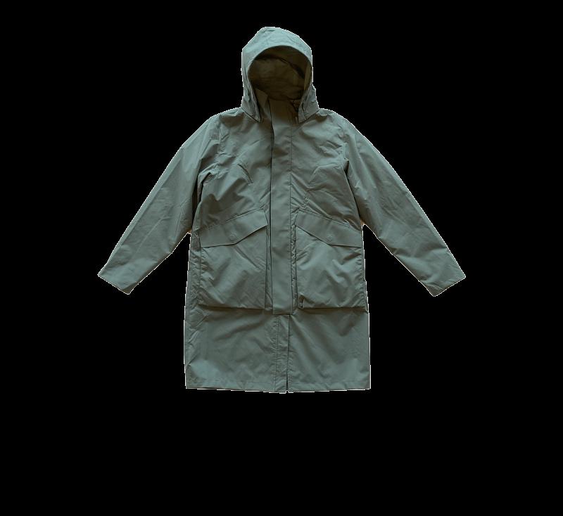 SHU Transformer Jacket Green