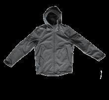 SHU Short Raincoat Dark Grey