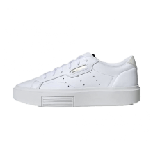 Adidas Women's Sleek Super Cloud White/Core Black