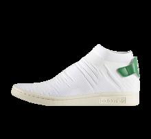 Adidas Stan Smith Sock PK W Footwear White / Green