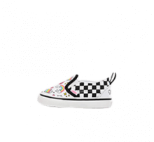 Vans x Flour Shop Slip-On V Iconic Checkerboard