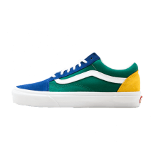 Vans Old Skool Yacht Club Blue/Green-Yellow